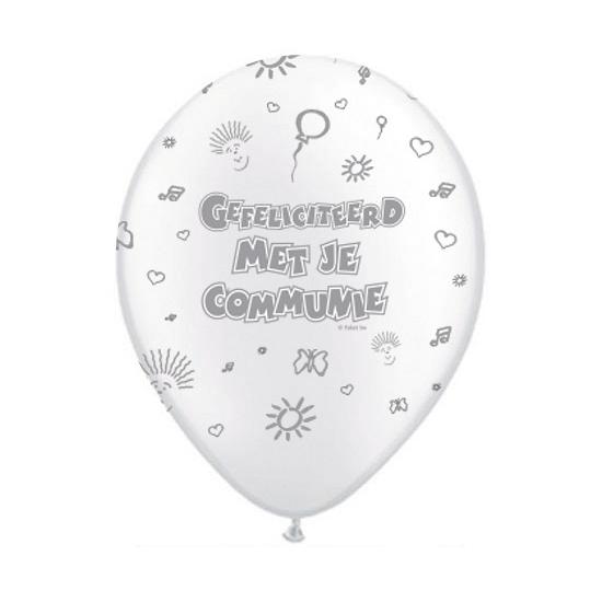 1e-communie-feest-ballonnen