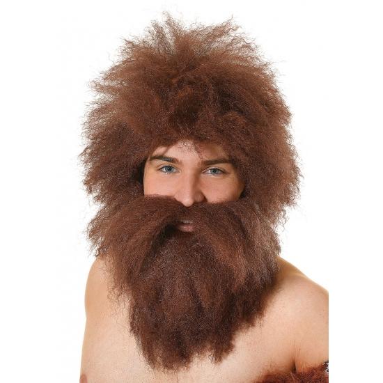 bruinrode-ruige-baard-met-pruik