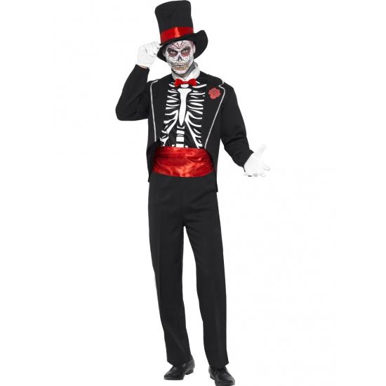 carnavalskleding-day-of-the-dead-voor-heren