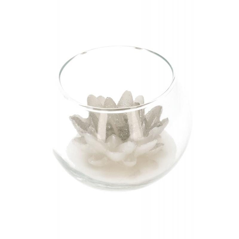 decoratie-lotus-kaars-in-glas-wit-10-x-8-cm