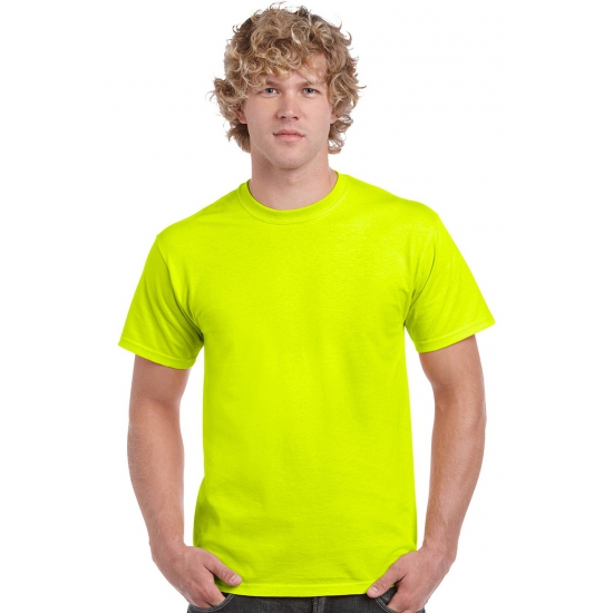 fel-gekleurd-neon-geel-t-shirt