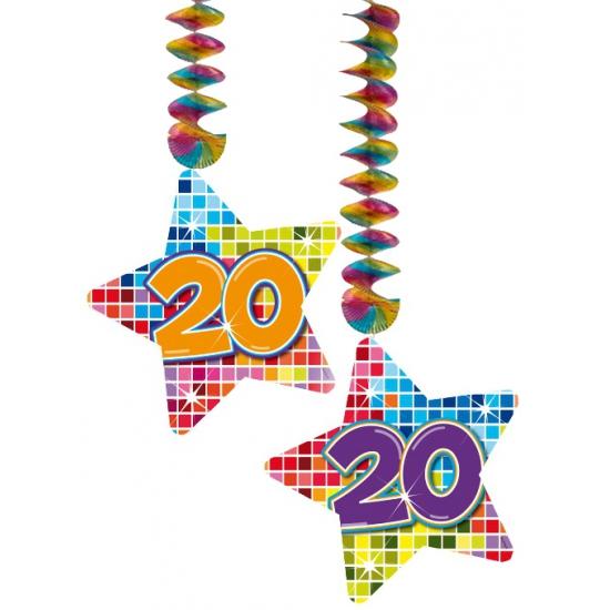 hangversiering-20-jaar-2-stuks