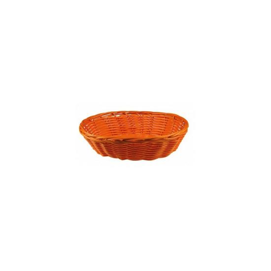 oranje-rieten-mandje-20-cm