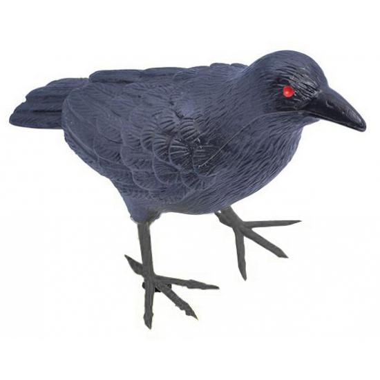 plastic-vogels-zwarte-raaf-22-cm