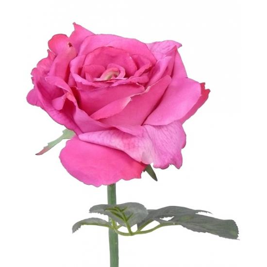 roze-zijden-roos-31-cm
