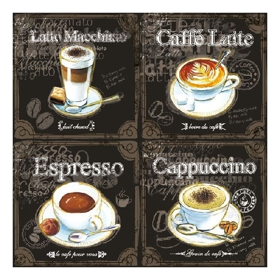 servetten-4-soorten-koffie-print-3-laags-20-stuks