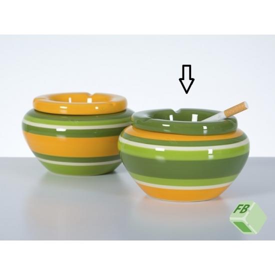 stormasbak-groen-met-geel-14-cm
