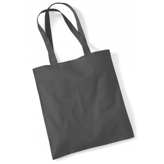 uni-kleur-boodschappen-tas